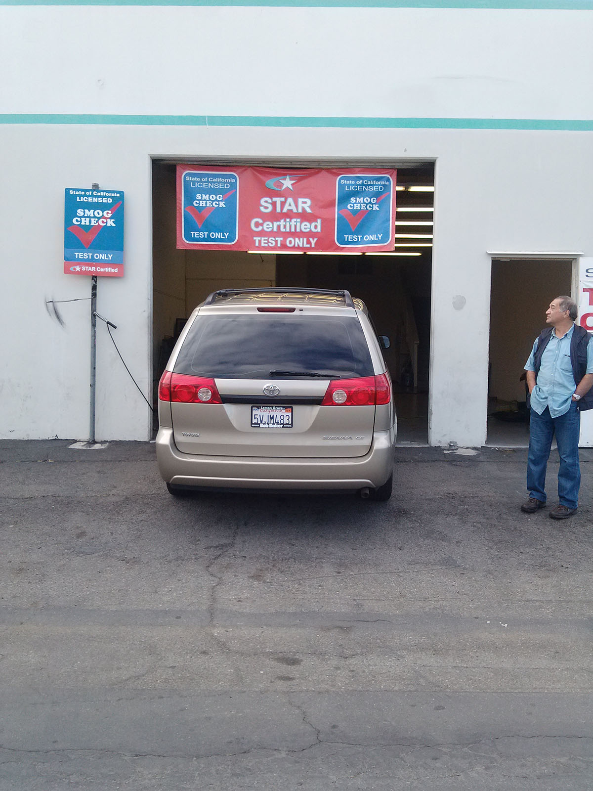 About Smog Check Star Station Oceanside